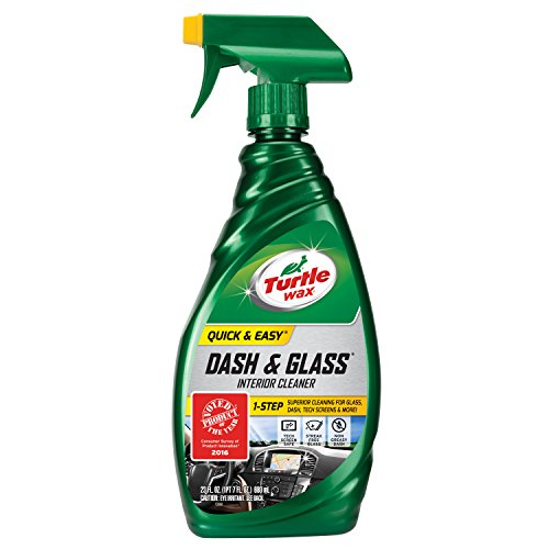 Turtle Wax T-930 Dash and Glass Protectant with Foaming Trigger - 23 fl. oz.