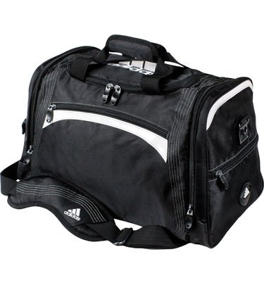 adidas Golf Performance Weekender Tote (Black)
