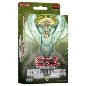 Upper Deck YuGiOh! Lord of the Storm Structure Deck Yu-Gi-Oh!