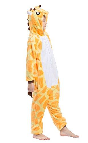 Costume Cosplay Halloween Pigiama Giraffa Kigurumi Anime Wamvp 7wxIgq4Un