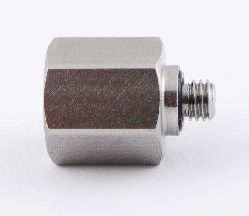 Reducing Brass Adapter - 1/8