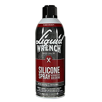 Liquid Wrench Heavy Duty Silicone Spray Lubricant - 11 oz.