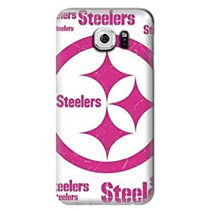Diy For Iphone 5C Case Cover NFL - Pittsburgh Steelers Pink Blast -Diy For Iphone 5C Case Cover High Quality PC Case