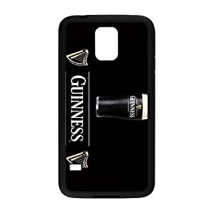 Printed Cover Protector Asbqp GUINNESS For Samsung Galaxy S5 I9600 Cell Phone Case Unique Design Cases