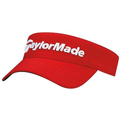 TaylorMade Golf 2017 performance radar visor (Mens Golf Visor)