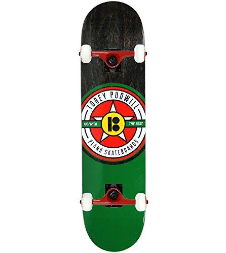 PLAN B Skateboard Complete PUDWILL SIGN 7.75