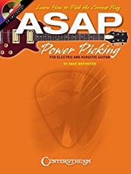 ASAP Power Picking: For Electric and Acoustic Guitars