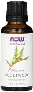 NOW Foods Cedarwood Oil, 1 Ounce