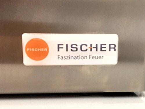 FISCHER Ethanol Tischkamin Edelstahl Für Garten, Terrasse Oder Innenbereich  ***NEU***: Amazon.de: Garten