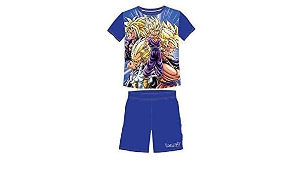 pijama infantil goku- dragon ball z talla 10: Amazon.es: Ropa y accesorios