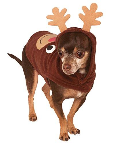 Rubie's Reindeer Hoodie, Large]()
