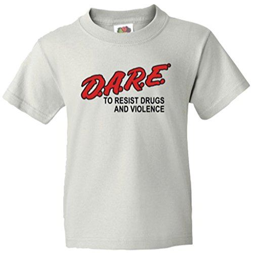 Officially Licensed DARE Classic Graduation Shirt - White ()