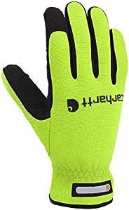 Carhartt mens Work Flex Spandex Work Glove With Water Repellant Palm