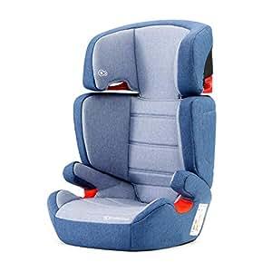 Kinderkraft Junior Fix silla de coche con ISOFIX de 15 a 36 kg grupo 2 3 azul