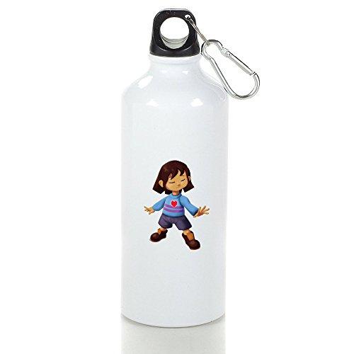 NANA ROCK MUG Undertale Cool Aluminum Sports Water Bottle - 400/500/600ML 600ml Birthday Sigg Water Bottle