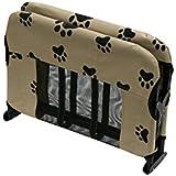 Etna Portable Fold Away Pet Cot with Mesh Insert