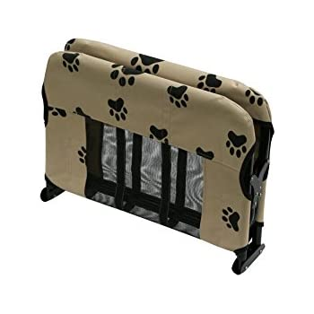 Etna Portable Fold Away Pet Cot With Mesh Insert