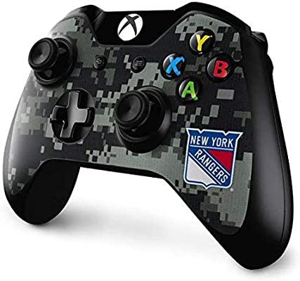 Skinit New York Rangers Camo Xbox One Controller Skin - Officially Licensed  NHL Gaming Decal - Ultra Thin 52c9f80df