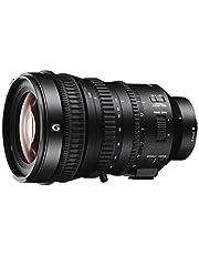 Sony SEL-P18110G G Powerzoom-Objektiv (18-110 mm, F4, OSS, APS-C, geeignet für A6000, A5100, A5000 und Nex Serien, E-Mount) schwarz