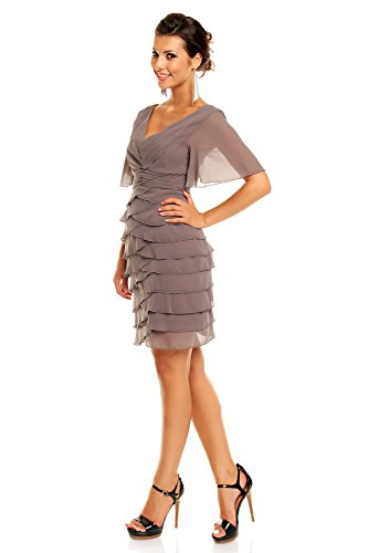 Mayaadi Kleid Ballkleid Festkleid Abendkleid Partykleid ...