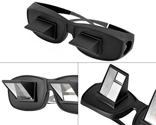 Prism Glasses, Prism Eye Glasses or Bed Prism Spectacles