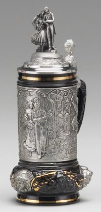 Wedding Stein - Limited Edition of 5,000 Pieces - Perfect Wedding Gift !