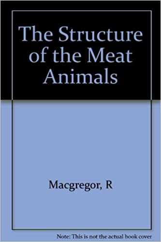 Download online The Structure of the Meat Animals PDF, azw (Kindle)