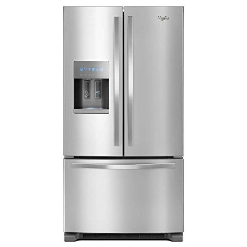 Whirlpool WRF555SDFZ 25 Cu. Ft Stainless Steel French Door R