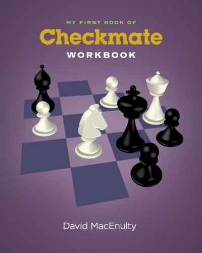 My First Book of Checkmate - Kids Chess Puzzle