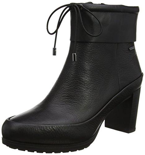 Til Gtx Støvler Kvinder Clarks Londonrain sort Sorte Læder wHI6nfnaqx