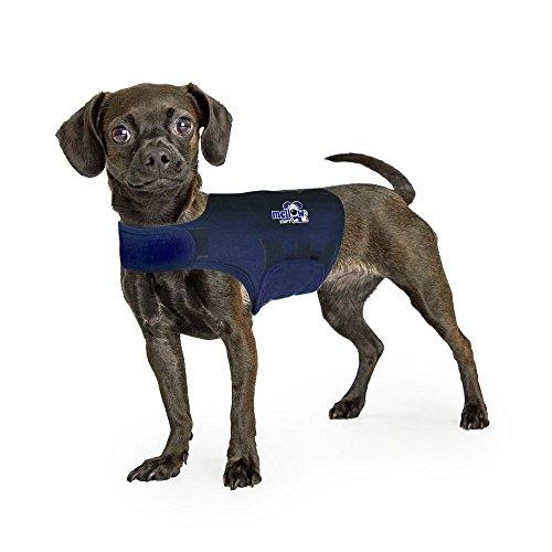 (Mellow Shirt Dog Anxiety Calming Wrap, X-Small )
