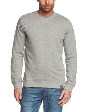 Washington Blgrey melange Pullover Sweatshirt T-Shirt