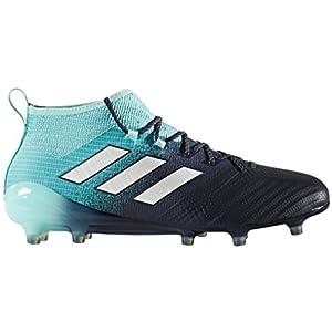 adidas Mens ACE 17.1 PRIMEKNIT FG Soccer Cleats (Sz. 10) Energy Aqua