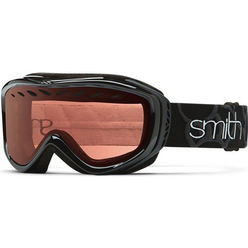 Smith Optics Transit Women's Airflow Series Snow Snowmobile Goggles Eyewear - Black / RC36 / Medium