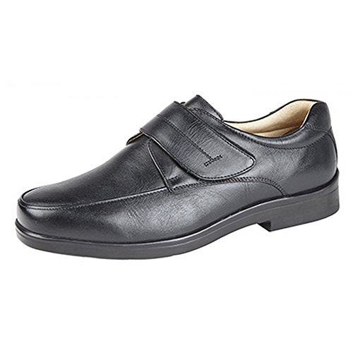 Roamer Scratch Noir Sangle À Homme Mocassins 1qzSZ