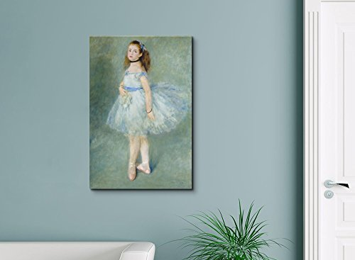 The Dancer 1874 by Pierre Auguste Renoir Print Famous Painting Reproduction