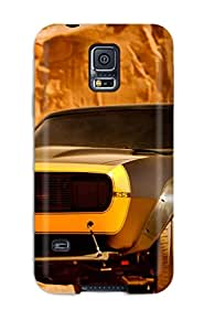 Pamela Sarich's Shop Hot 6144053K15559203 Excellent Galaxy S5 Case Tpu Cover Back Skin Protector Transformers 4 Bumblebee Camaro