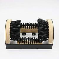 Dee-Type Bilt Folding Boot Scraper All Weather Indoor & Outdoor Shoe Cleaner & Scraper Brush …