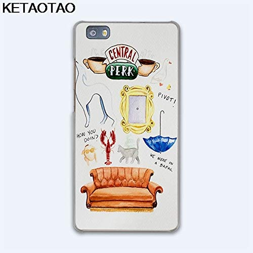 1 Bag KETAOTAO FUNNY TV SHOW LOGO Best Friends Forever Phone Cases for iPhone 4 5C 5S 6S 7 8 X Case Crystal Clear Soft TPU Cover Cases