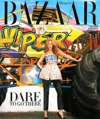 Download Harper's Bazaar Magazine (November, 2012) Nicole Kidman Cover ebook