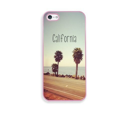 California Beach Phone Case [Customizable by Buyers] [Create Your Own Phone Case] Slim Fitted Hard Protector Cover for Samsung Galaxy Note 5