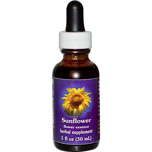 FLOWER ESSENCE SERVICES, Sunflower Dropper - 1 oz