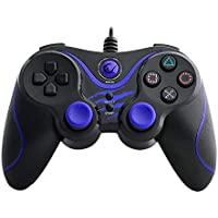 Snopy Rampage SG-R601 PS3/PC Mavi USB 1.8m Joypad