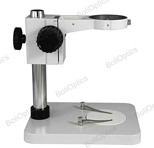 76mm Focusing Rack 50mm Focus Distance ST05011101 BoliOptics Microscope Table Post Stand 250mm Post