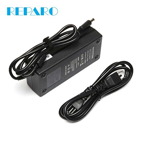 Reparo 150W AC Adapter Laptop Charger for Dell Alienware M14x M15X,Dell Precision M90 M6300, Dell Inspiron 5150 5160 9100 9200, P/N:PA-5M10 J408P DA150PM100-00 ADP-150RB N426P