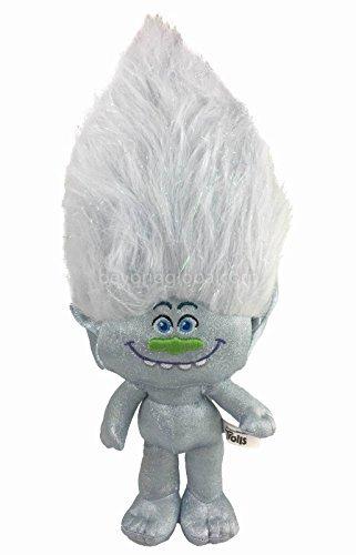 """DreamWorks Trolls Movie - Trolls Guy Diamond 9"""" Stuff Doll"""