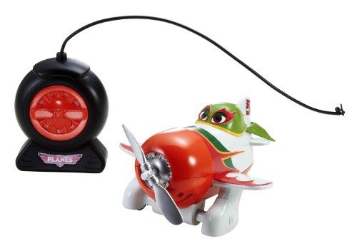 Planes-Mini-Rides-El-Chupacabra-coche-con-radiocontrol-Mattel-Y1473