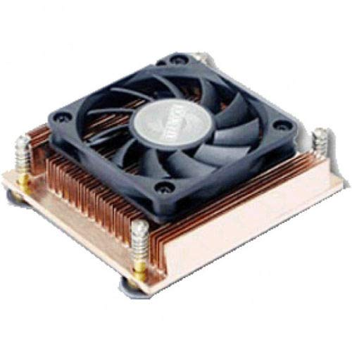 Evercool CUW3-610 Low Profile 1U Copper CPU Cooler, used for sale  Delivered anywhere in USA