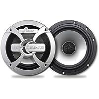 Lanzar OPTI692 Optidrive 6-Inchx9-Inch Two-Way Coaxial Speakers
