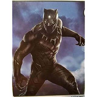 Jay Franco Black Panther Hunter Plush Throw, Medium Blanket